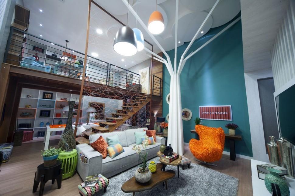 Favorito Casa Cor Ephemereal Interior Design NU17