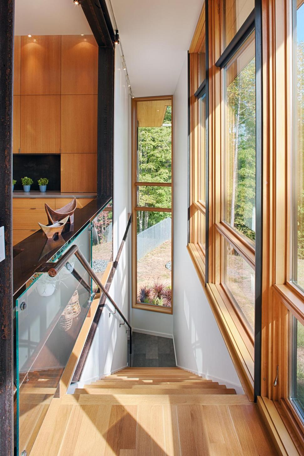 Design Define Silhouette minimalist silhouette and walls of glass define piedmont residence view in gallery 7