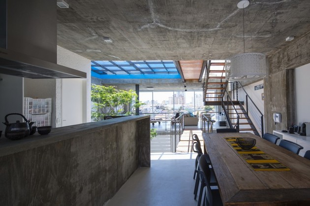 brazilian-concrete-house-built-around-three-story-courtyard-tree-16-kitchen-view-out.jpg