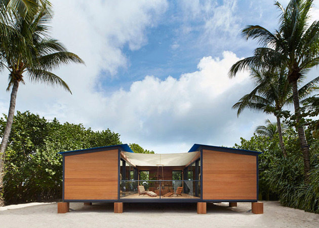 louis vuitton brings modernist beach house to life 1 thumb 630x450 27973 Louis Vuitton brings Modernist Beach House to Life