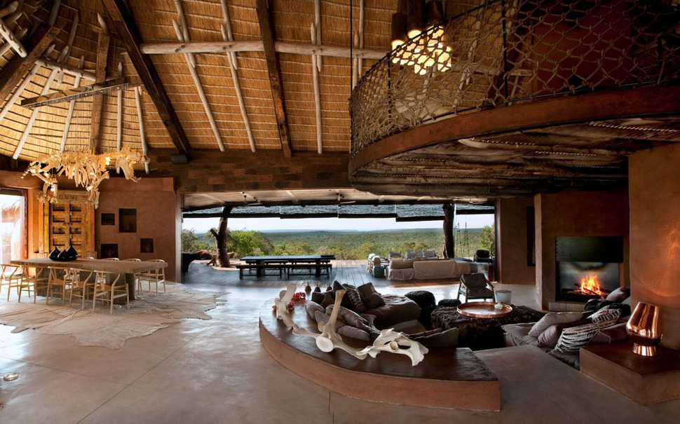 Stunning African Home Design Images Amazing House Decorating