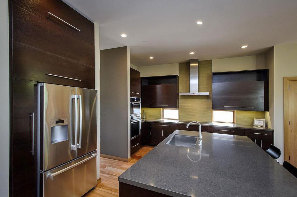 House with outdoor kitchen setup for Kitchen setups interior