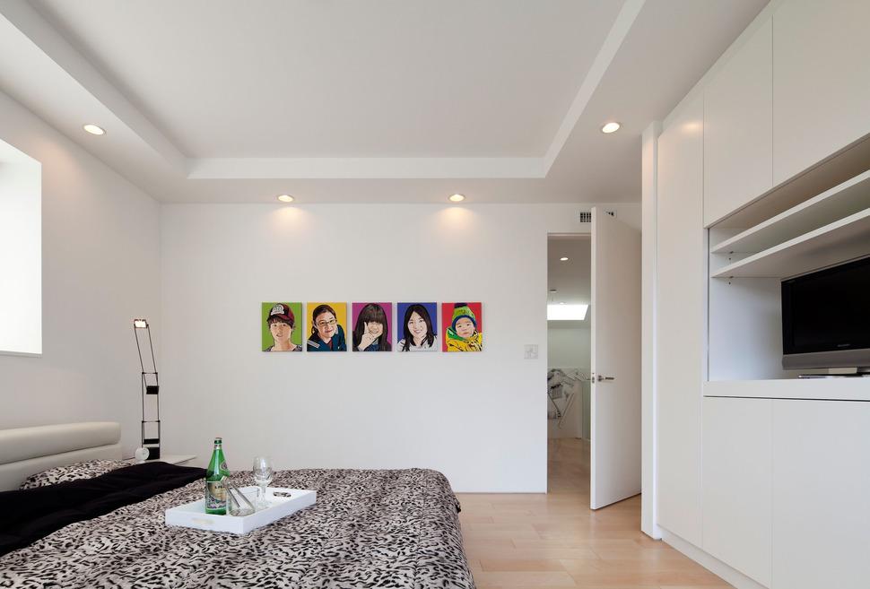 View In Gallery Compact Zen Home Full Hidden Meanings 18 Bedroom