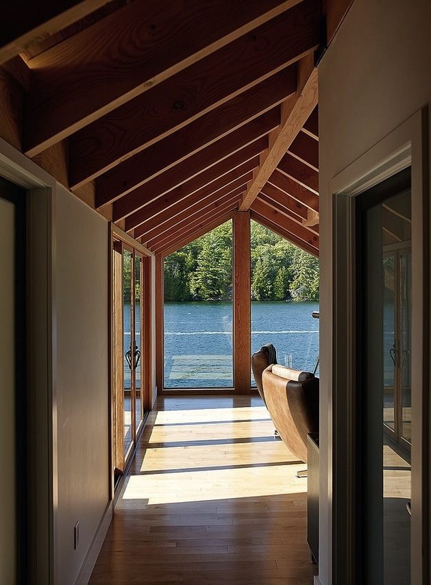 floating-wooden-one-bedroom-cabin-with-integrated-boathouse-6-hallway.jpg