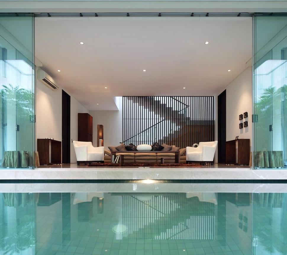 Interior Courtyard Garden Home on zen pool deck, zen pool book, minimalist pool design, zen pool comics,