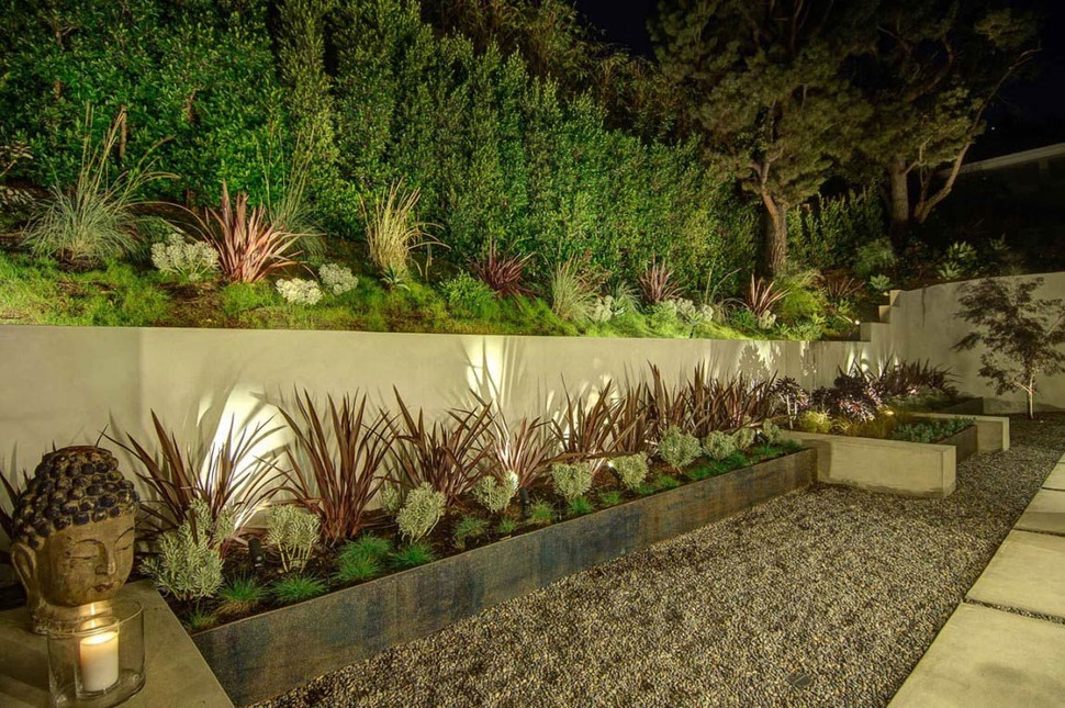 Aesthetically pleasing lifestyle home design - Jardines zen exteriores ...