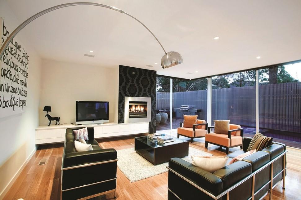 4 Bedroom House Plans Open Floor Single Storey