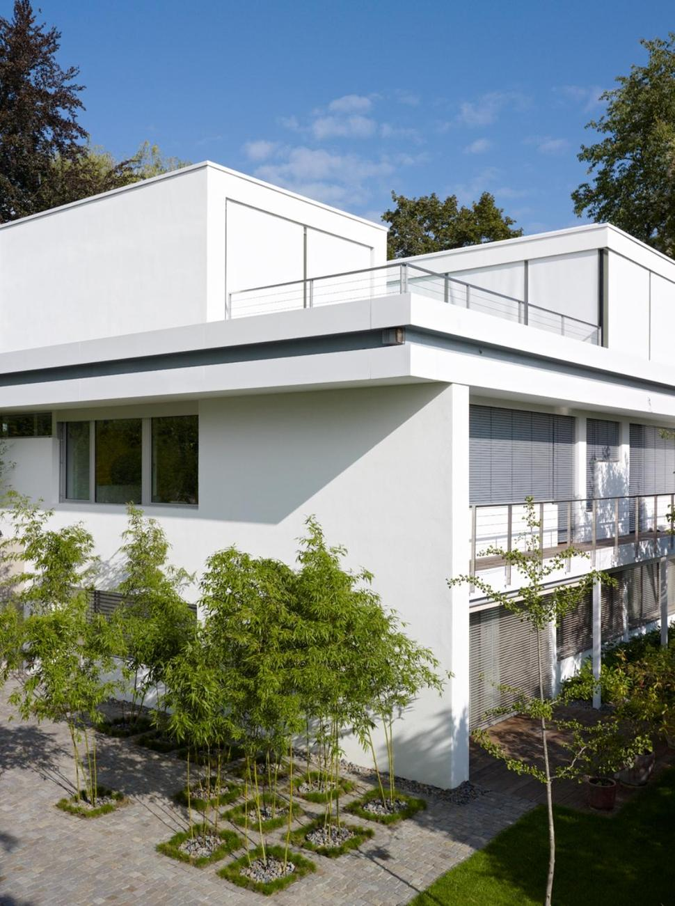 View in gallery contemporary renovation and additon to 60s bungalow 16