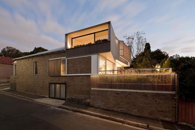 brick and timber twin houses 1 thumb 630xauto 37402 Brick and Timber Twin Houses