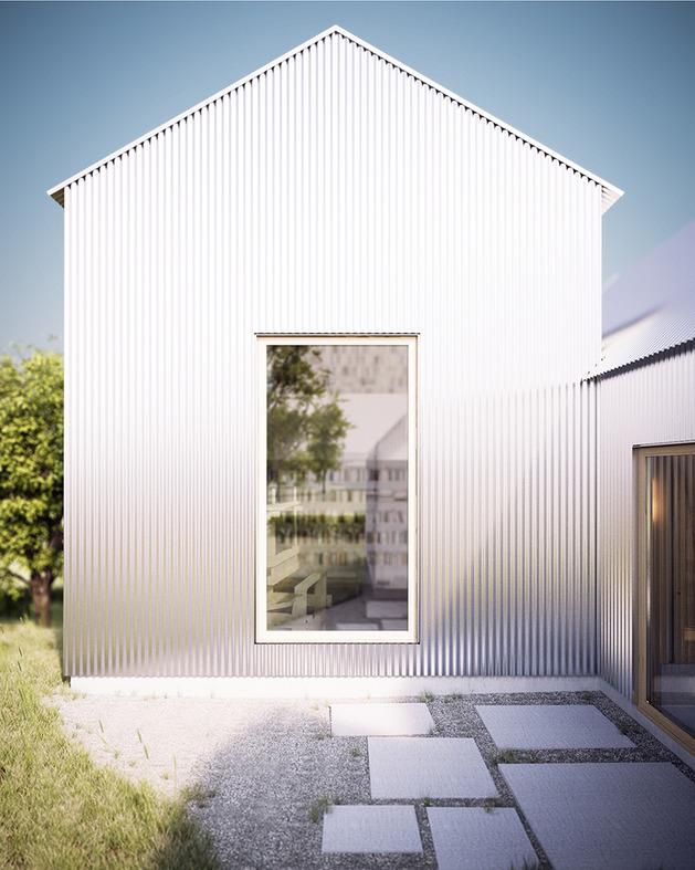 gabled-aluminium-home-corrugated-minimalist-facade-3-courtyard.jpg