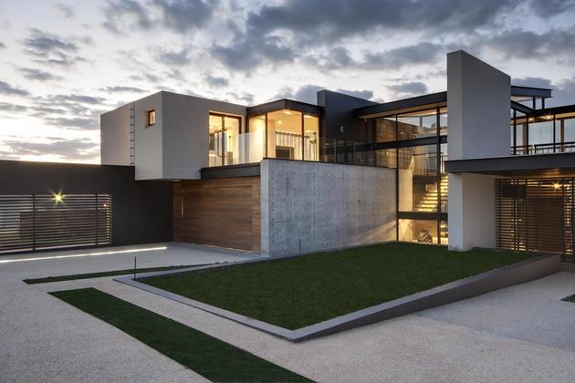 geometric-concrete-steel-home-stone-water-elements-3-driveway.jpg