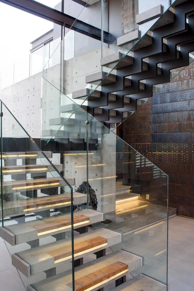 geometric-concrete-steel-home-stone-water-elements-5-stairwell.jpg