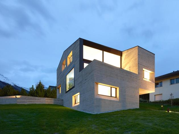 hillside-house-with-wood-look-concrete-covering-4-evening-rear-angle-close.jpg