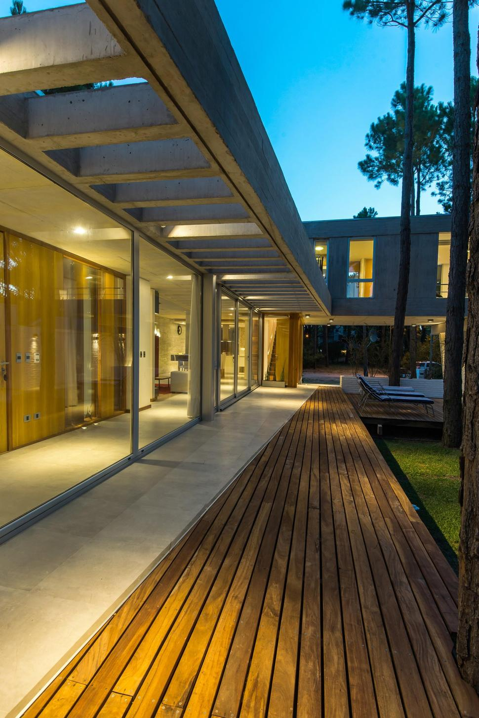 lighting in house. View In Gallery House-built-focus-day-night-lighting-23-pool- Lighting House T