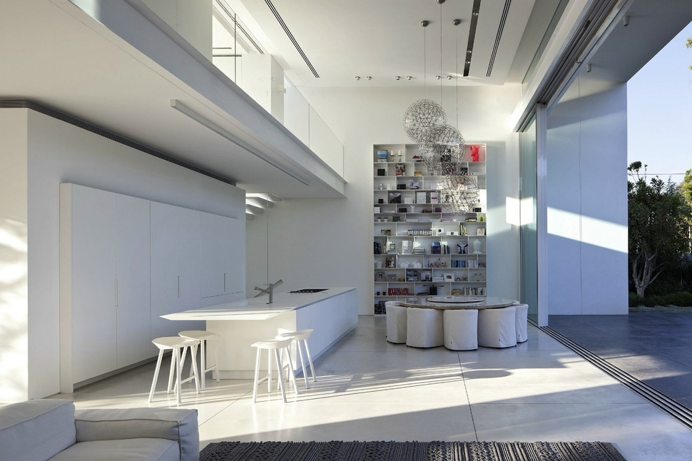 View in gallery minimal-house-with-hangar-style-rear-facade-20-
