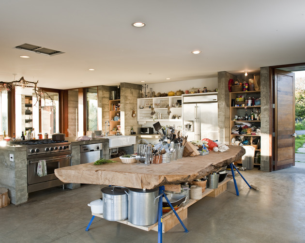 prefab-concrete-farmhouse-cypress-slab-table-salvaged-branch-crystal-chandelier-23-kitchen.jpg