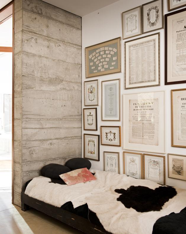 prefab-concrete-farmhouse-cypress-slab-table-salvaged-branch-crystal-chandelier-6-niche.jpg