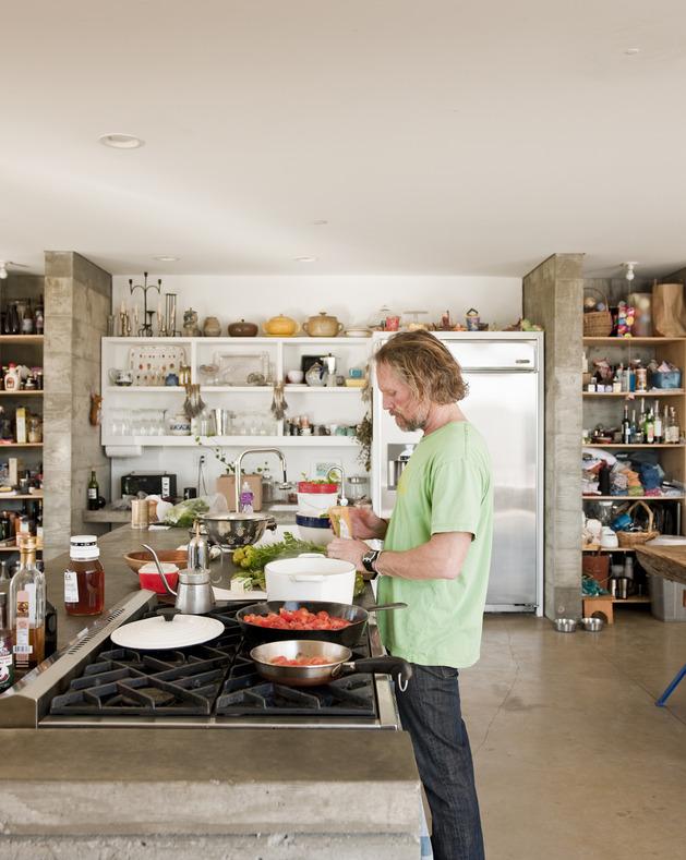 prefab-concrete-farmhouse-cypress-slab-table-salvaged-branch-crystal-chandelier-7-kitchen.jpg