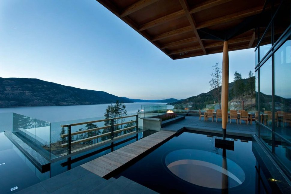 View in gallery its all details beautiful lakeside home 4 view