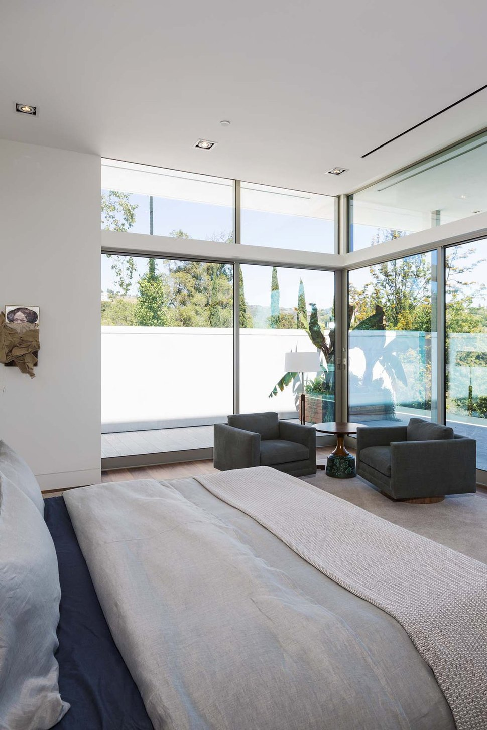 House design los angeles - View In Gallery Luxury Los Angeles House With Rooftop Decks 24