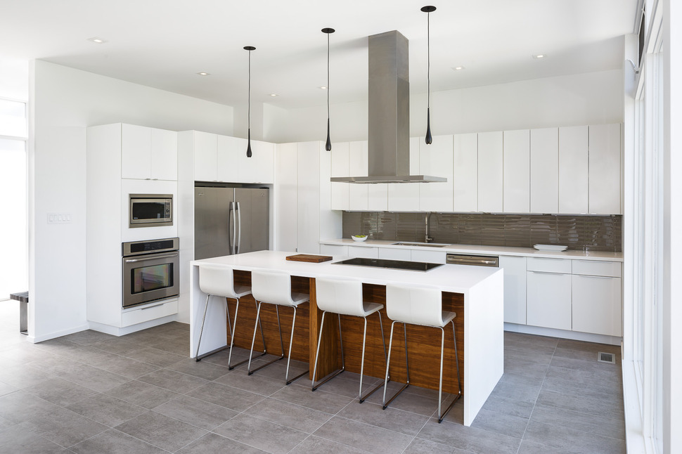 High Quality View In Gallery Modern Riverside Home Christopher Simmonds Architect 8  Kitchen.