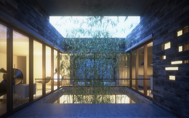 6-minimalist-homes-stacked-crisscrossed-masonry-volumes-9-courtyard.jpg