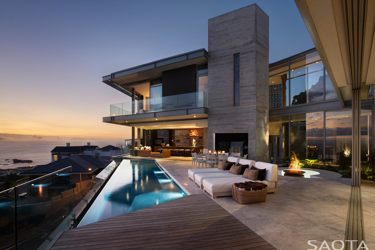 Definitely One of the Best Works by SAOTA Architecture: the Clifton ...