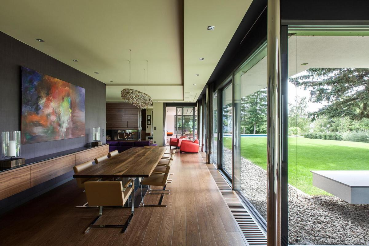 Modern Day Bauhaus Home is a Contemporary Masterpiece ... on Interior:ybeqvfpgwcq= Modern House Ideas  id=17847