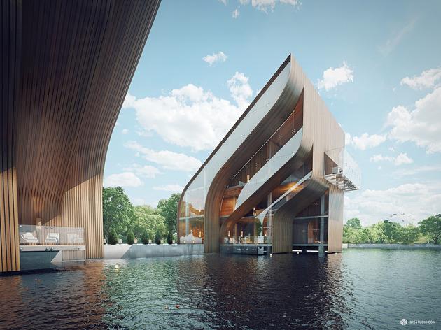 futuristic villa in miami 2 thumb 630xauto 53813 Futuristic Villa in Miami