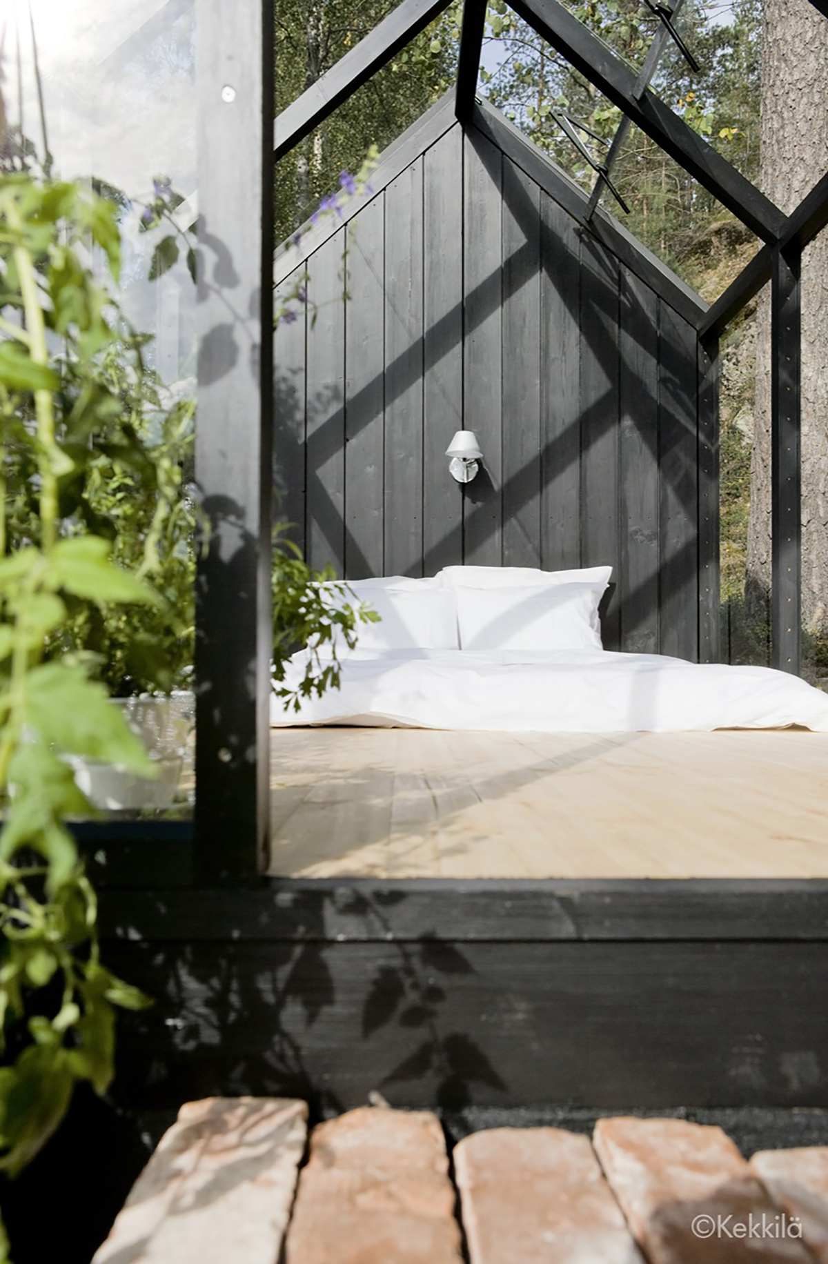 Combine Garden Shed And Green House Get A Fairytale Like