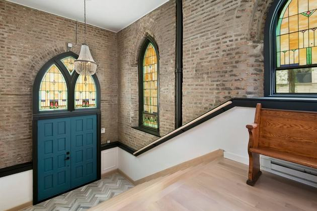 church conversion chicago linc thelen design 1 thumb 630xauto 54806 Chicagos Linc Thelen Converts Old Church into a Modern Wonder