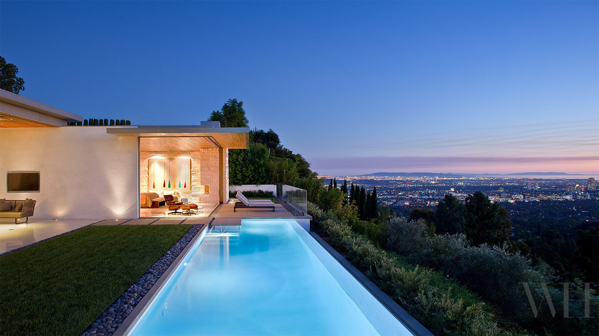 View In Gallery Mid Century Modern House Ca William Hefner 1 Pool View  Thumb 630xauto 55272 Mid Century Modern