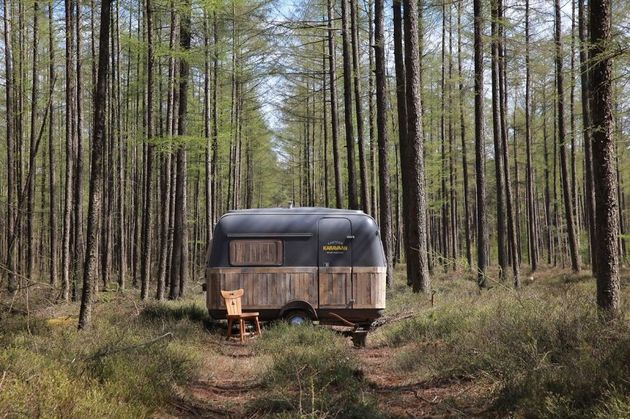 off the grid mico mobile office kantoor karavaan 1 thumb 630xauto 54896 The First Off The Grid Mobile Forest Office