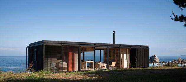 casa remota dream house see through thumb 630xauto 57442 Casa Remota is a Prefab Dream Home in Chile