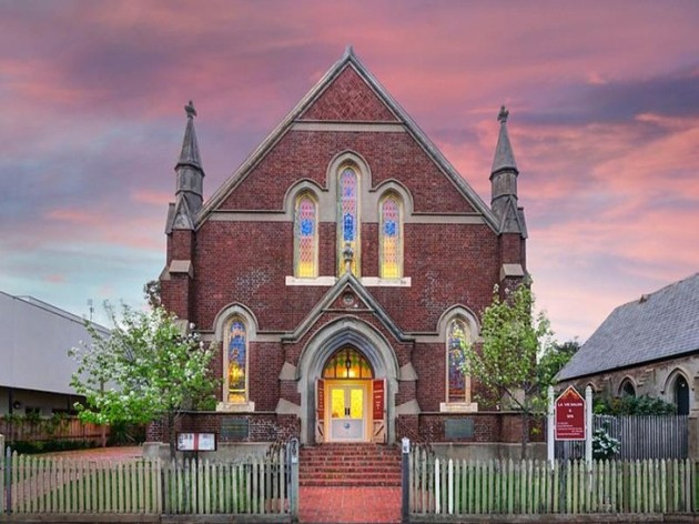 converted church queensville vic thumb 630xauto 56548 Converting Churches into Homes: 12 Renovations for the Soul