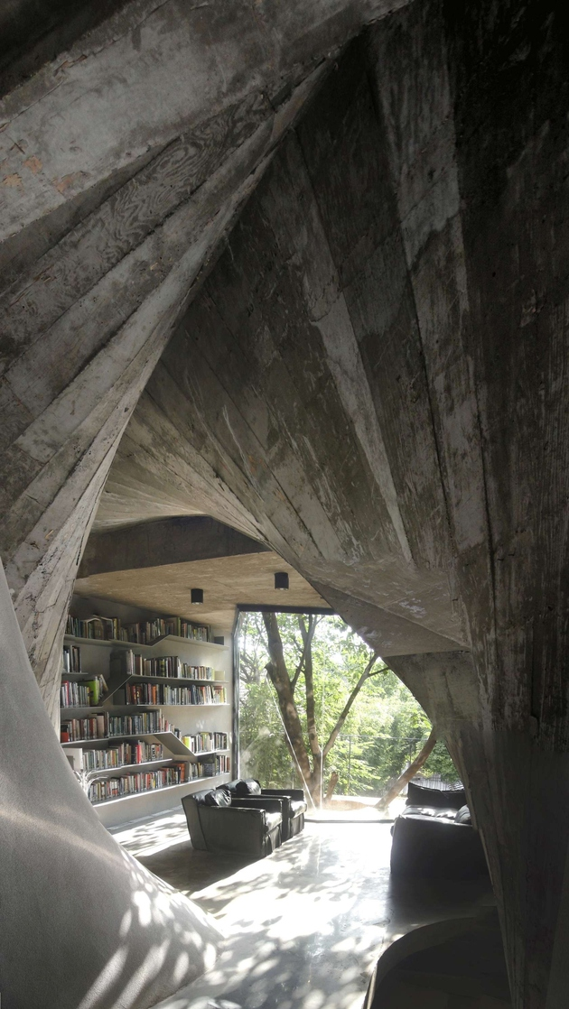 9-digital-architecture-pre-existing-tree-define-concrete-tea-house.jpg
