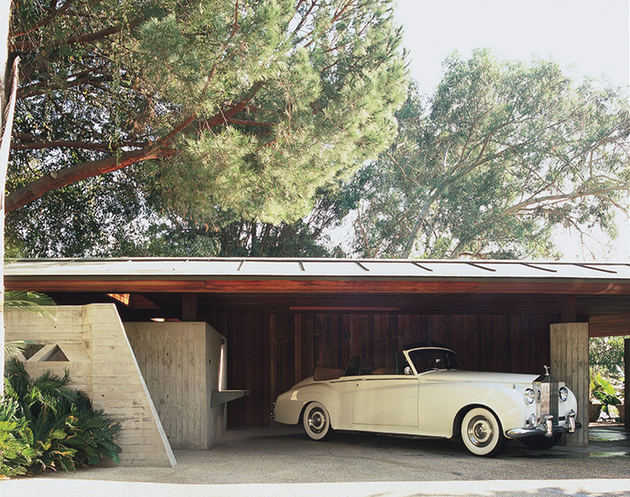 john lautners goldstein ca house 1 thumb 630xauto 64497 Most Intriguing House in LA: Lautner Sheats Goldstein Residence