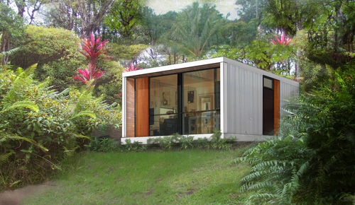 1 prefab homes shipping containers 3 layouts thumb 630x365 66289 Prefabricated Homes from Shipping Containers in 3 Different Layouts