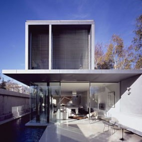 Australia Home Design – Contemporary Concrete House