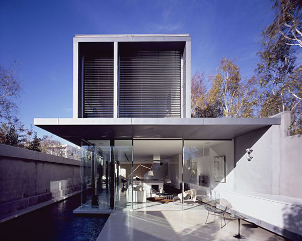 australia home designs contemporary concrete house 1 Australia Home Design   Contemporary Concrete House