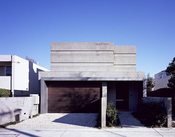 Australia Home Designs Contemporary Concrete House 7