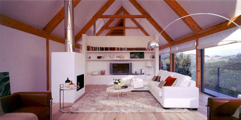 av62 arquitectos plentzia 79 house 2 Contemporary Twist on the Barn House – Plentzia 79 House by AV62 Arquitectos