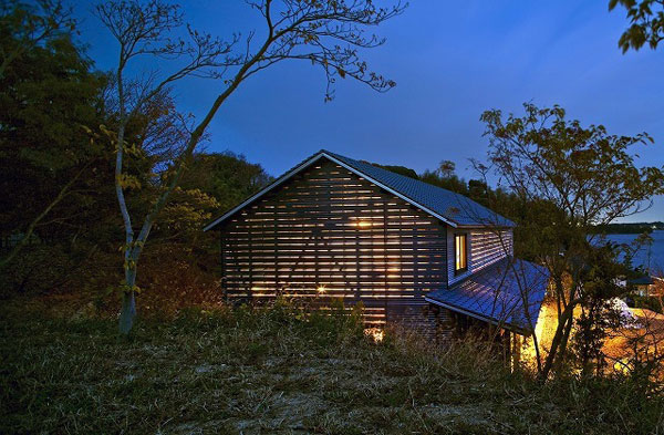 barn style house japanese architecture firm 1 Barn Style Home Design by Japanese Architecture Firm