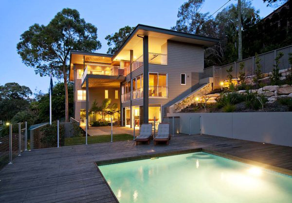 bay house design australia shoreline 21
