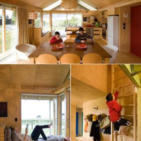 Coastal House Designs – Capturing Coastline and the Mountains