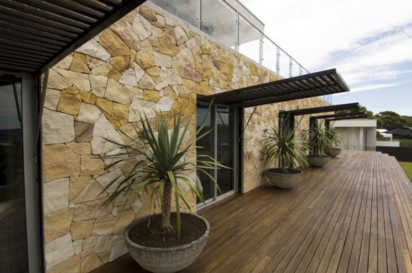 beachfront home beauty australian architects 4