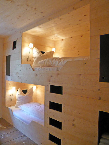berge 4 Modern Mountain House that will make you stay forever ...