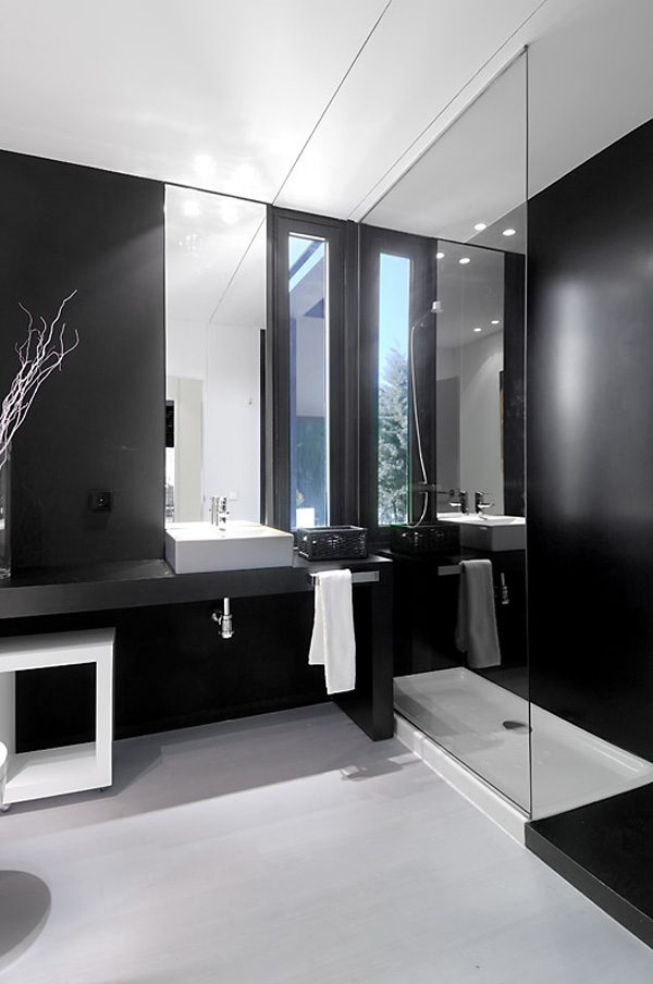 black glass house design a cero 6