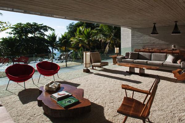 Brazil House Beachfront Views 2