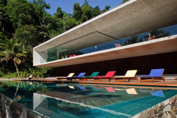 brazil house beachfront views 4